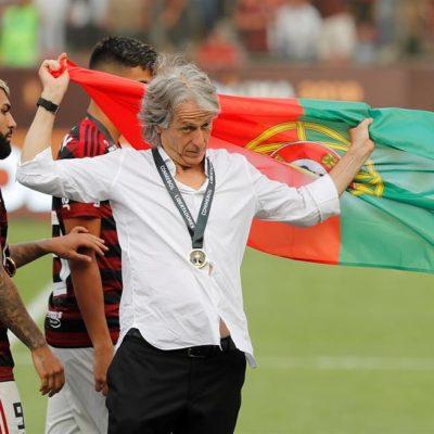 Jorge Jesus leva o Flamengo à dobradinha: Taça Libertadores e Brasileirão