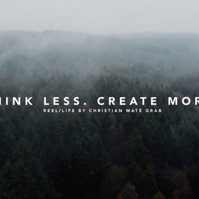 Think Less. Create More.