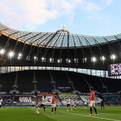 Tottenham – Manchester United (closed-doors)