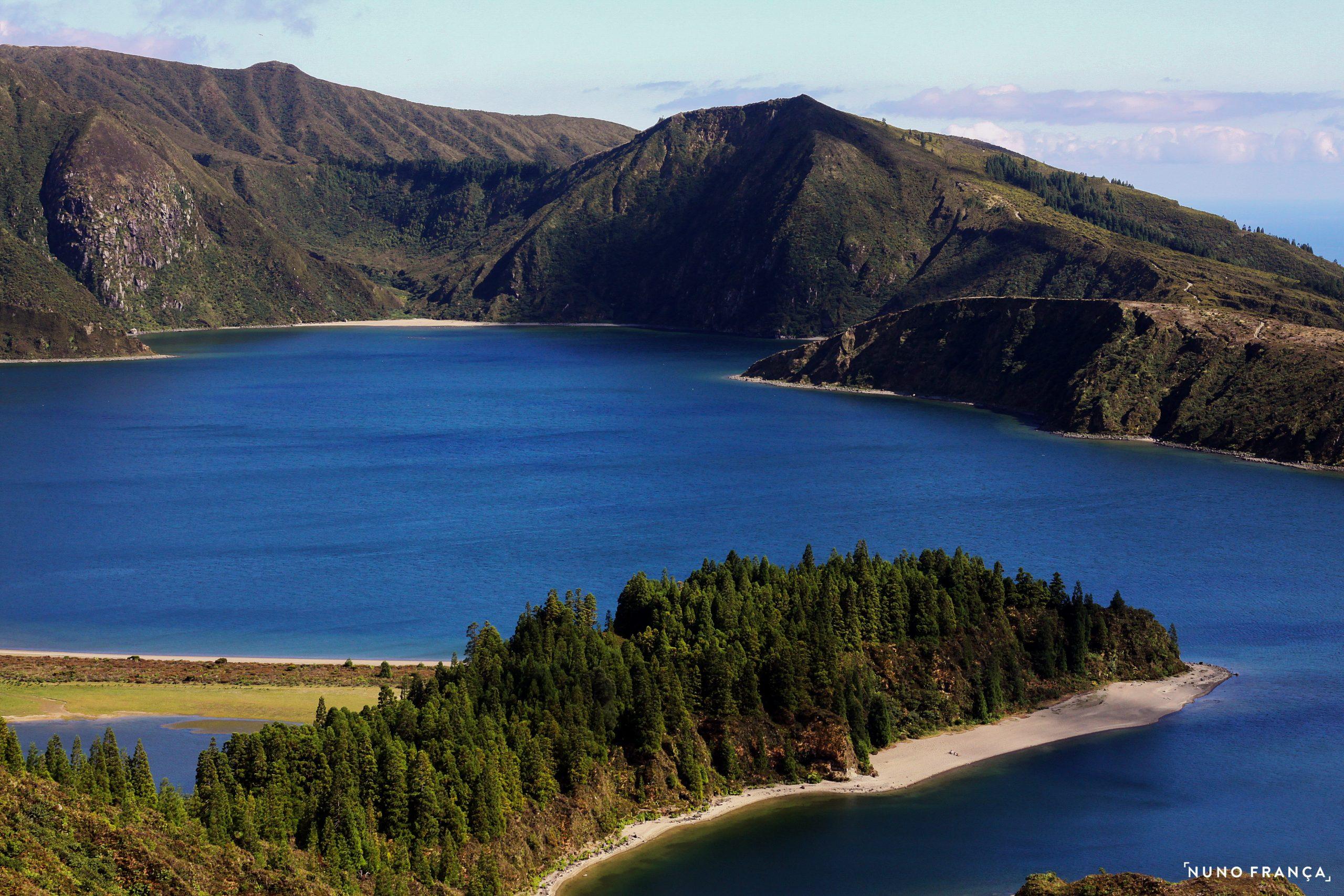 Lagoa do Fogo - Açores