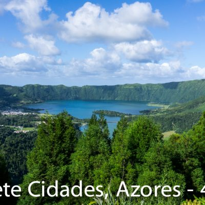 Sete Cidades – Azores 4K