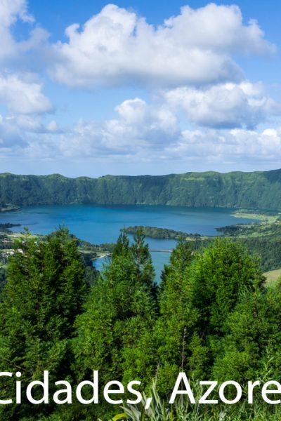Sete Cidades, Azores 4K