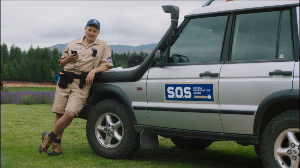 SOS - Social Observation Squad