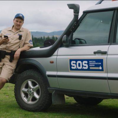 SOS – Social Observation Squad