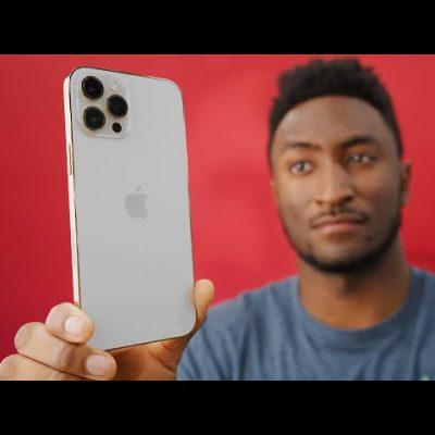 Um vídeo para a Apple