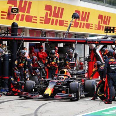 O perfeccionismo na F1