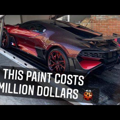 Bugatti – que carro bonito!