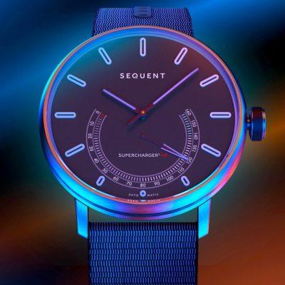 Sequent Titanium Elektron – automático